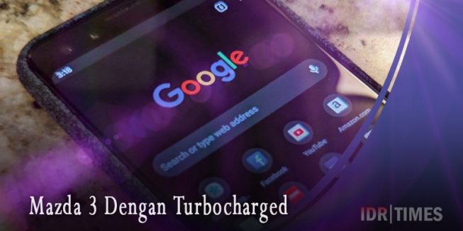 Android Google Dark Mode untuk Tiga Program Google